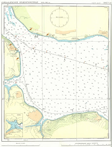 Russian internal water ways atlas kuib_vdhrn24