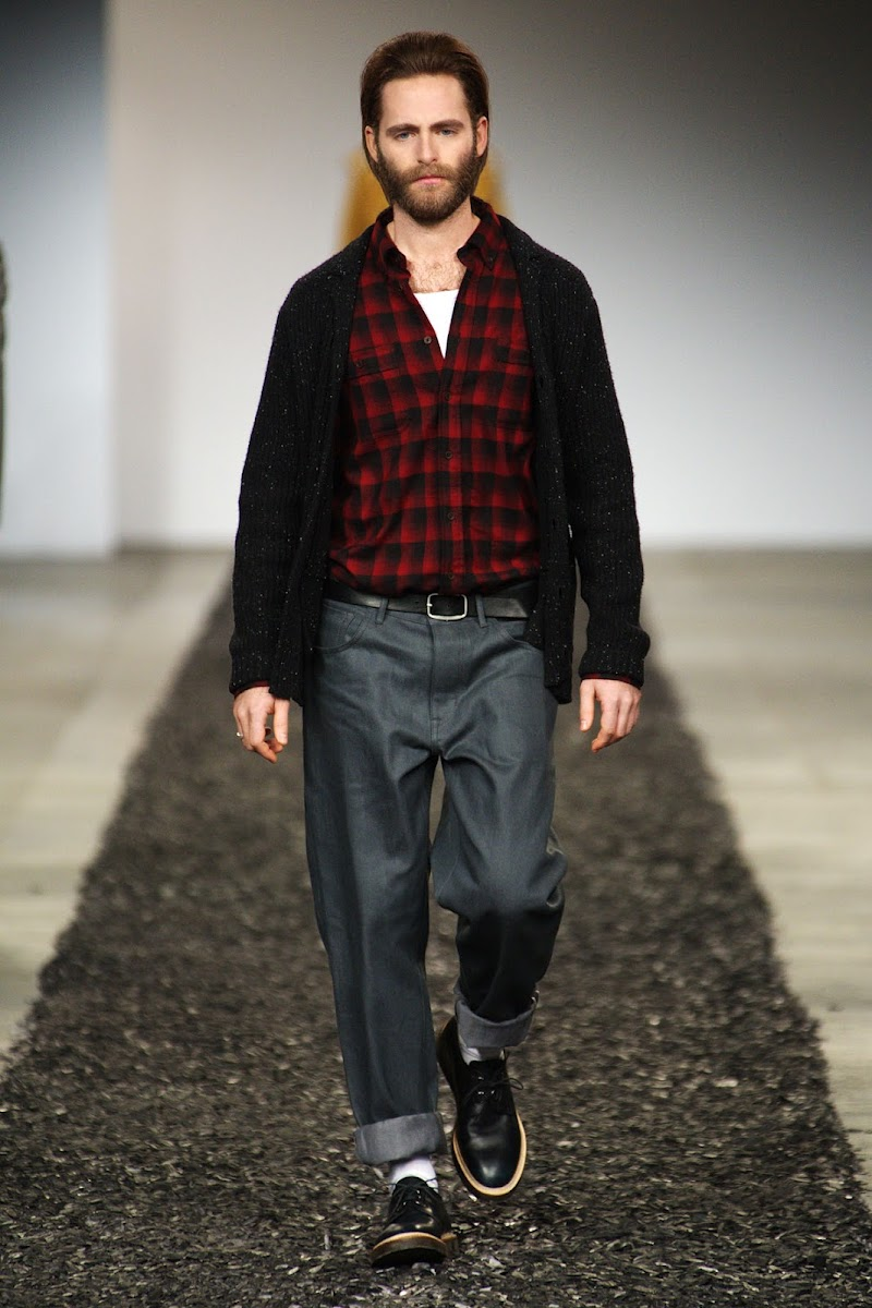 The 50's Sloppy Autumn/Winter 2016 [men's fashion]
