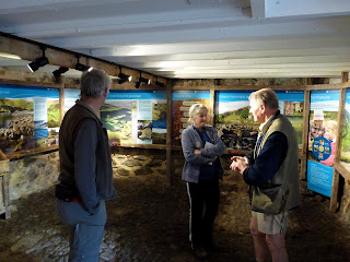 A quick look inside the Barn in Buckden