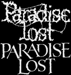 Paradise Lost_logo