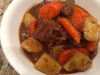 Meat & Potatoes Stew