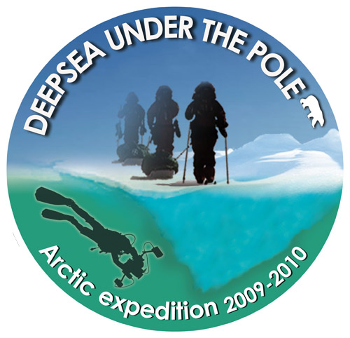 Pod Biegunem P�nocnym / Deepsea Under the Pole (2010) PL.TVRip.XviD / Lektor PL