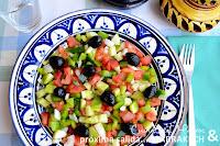 Ensalada marroquí: un clásico
