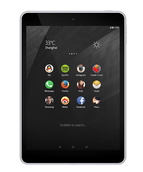 Nokia N1 - Spesifikasi Lengkap dan Harga - Tablet Nokia