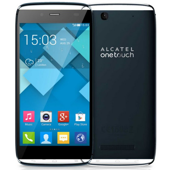 Alcatel OneTouch Idol Alpha - Spesifikasi Lengkap dan Harga