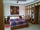 fully-furnished two-bedroom apartment in view talay 3     to rent in Pratumnak Pattaya