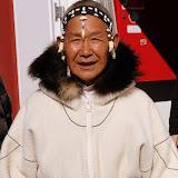 74 Year Old Drum Dancer -- Qaqortoq, Greenland