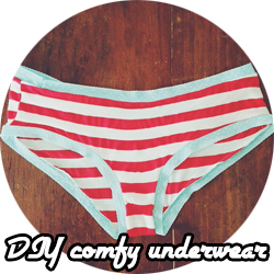 DIY underwear