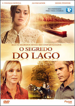 Filme Poster O Segredo do Lago DVDRip XviD Dual Audio & RMVB Dublado