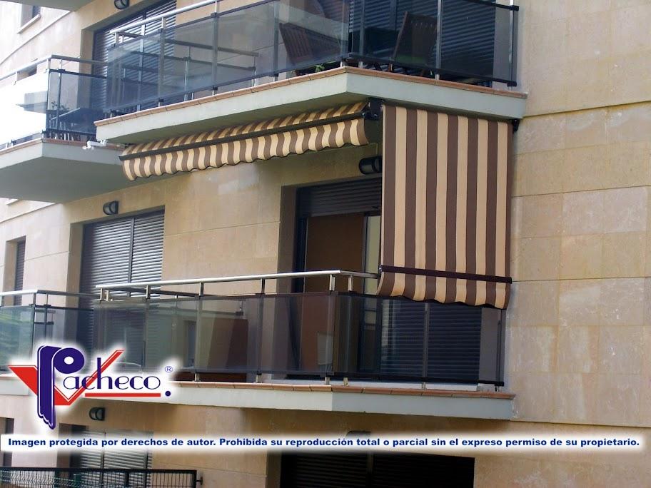 Que toldos poner para balcones en Daya Vieja (Alicante) - Modelos de ...
