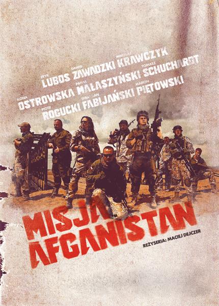 Misja Afganistan (2012) PL.1080i.HDTV.x264 / PL