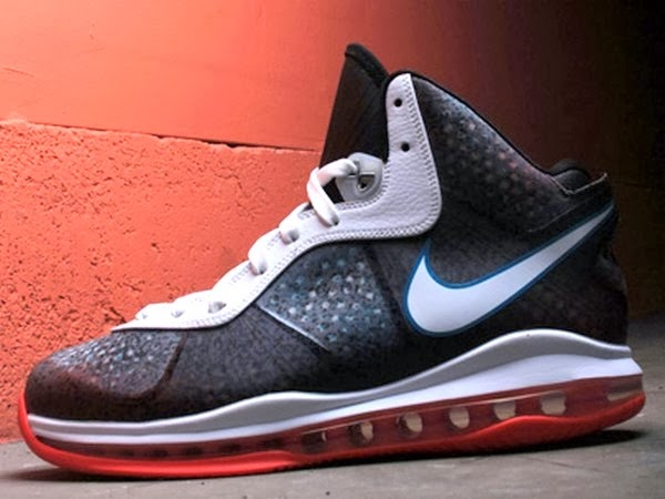 "Nike LeBron 8 V/2 - ""Flamingo"" PE"