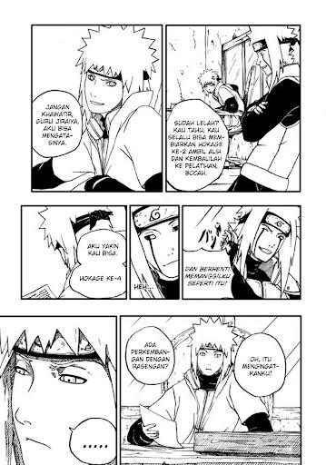 Manga naruto hokage ke-4: 01 page 17