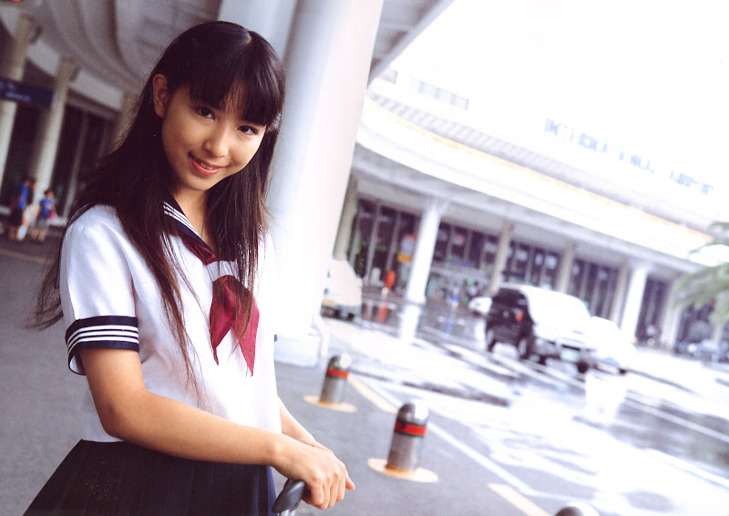 Riho Kishinami Photobook