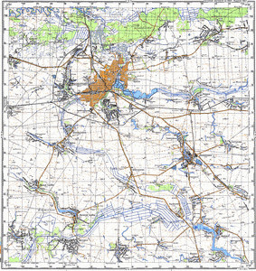 Map 100k--m36-031--(1982)