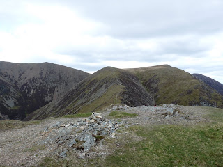 Whiteless Pike summit