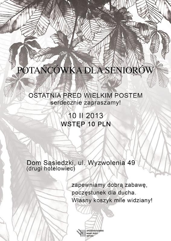Potańcówka - luty 2013