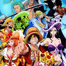 Poster Phim One Piece -  Đảo Hải Tặc