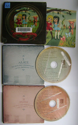 Emisión especial : Indochine - álbum Alice & June