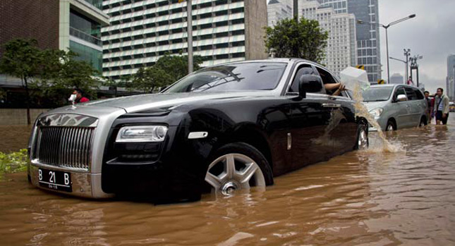 Carscoops  Rolls Royce Ghost