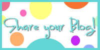 Share your blog and meet new bloggers!