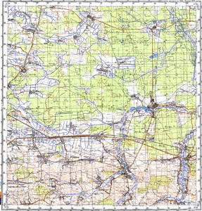 Map 100k--m35-040--(1986)