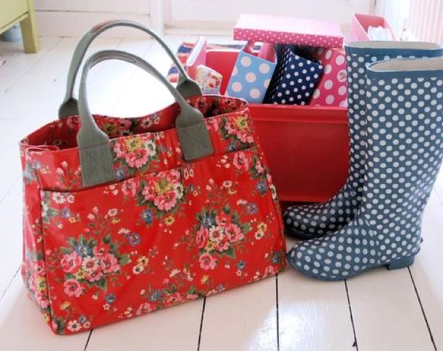 Фото летних сумок из ткани своими руками