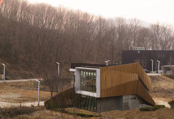 Desain Rumah Korea