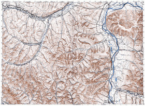 Map 100k--p56-049_050--(1951)
