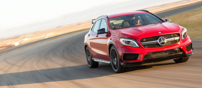 2015 Mercedes-Benz GLA45 AMG Review Car Price Concept