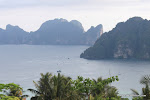 Phi Phi islands - View Point / Острова Пхи Пхи - Смотровая площадка