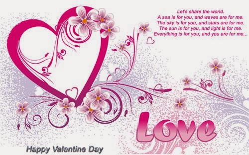 Romantic Valentines Day Cards For Facebook 2015 Free Quotes – Valentine Cards for Facebook