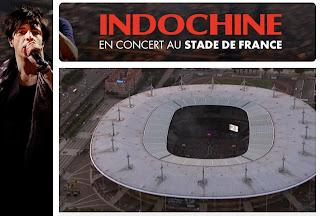 Indochine volverá al Estadio de Francia en el 2014