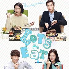 Poster Phim Thực Thần 1 - Let's Eat