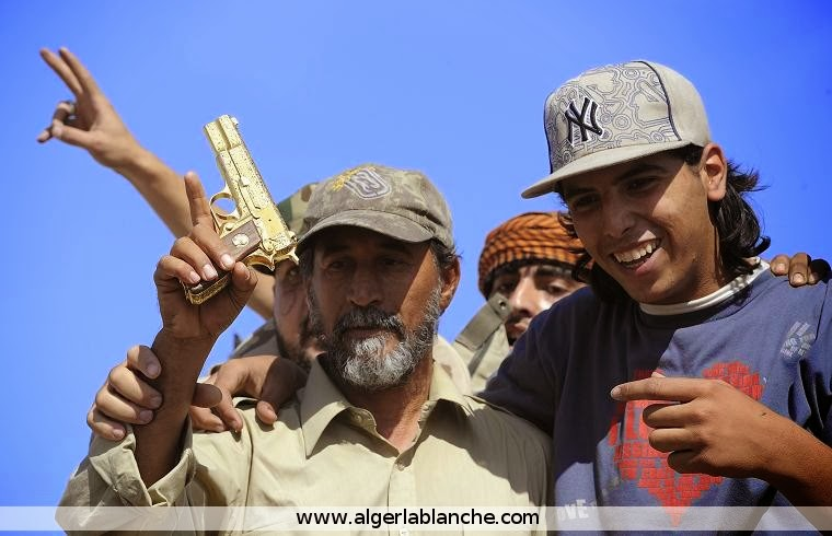 Avis : BROWNING GP35 Muhammad-Al-Bibi-tueur-de-Kadhafi