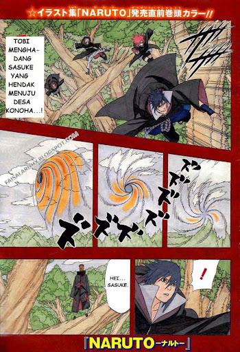 Komik Naruto hal 1...