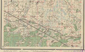 Russian old map N-36-39-B-sued