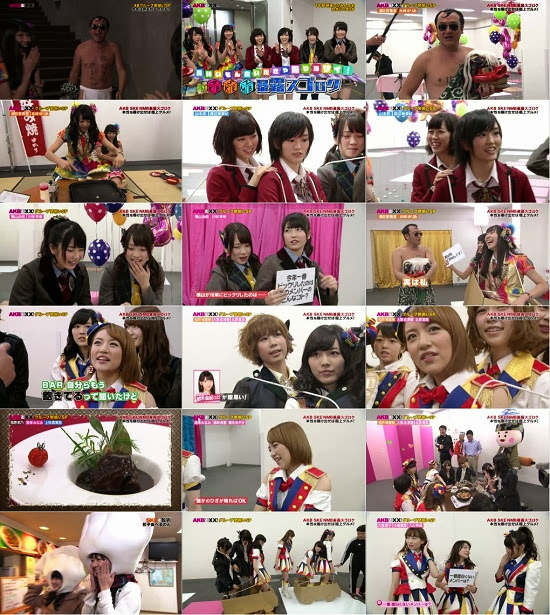 (TV-Variety)(720p) AKB48G Nogizaka46 – Some TV Show Collection 160317 160318