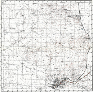 Map 100k--m42-142--(1966)