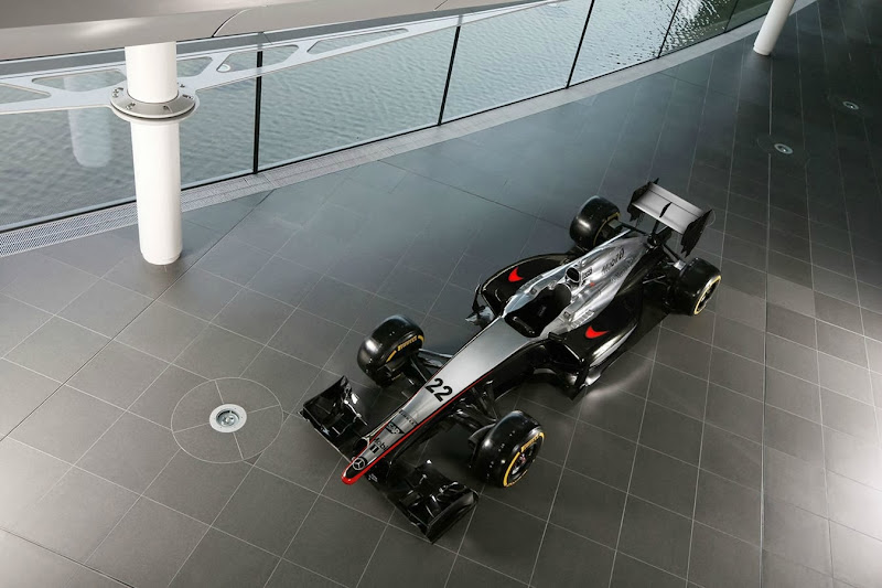 McLaren MP4-29 в раскраске конца 90-х и начала 00-х - фотошоп ajs_uk