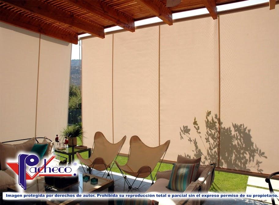 Que toldos se instalan para porches en ba eres alicante - Toldos para porches ...
