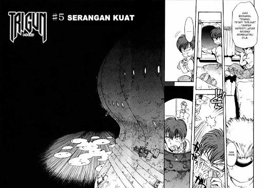 Trigun Manga Online Baca Manga 05 page 3