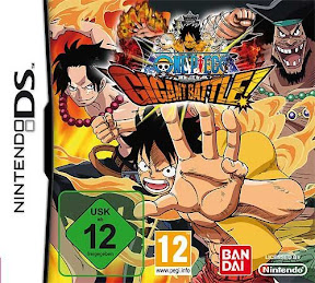 One Piece: Gigant Battle [NDS]