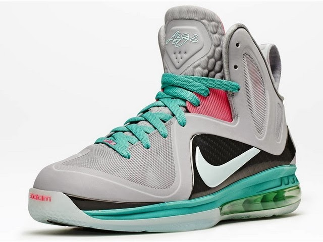 "Nike LeBron 9 P.S. Elite - ""Miami Vice"" LE"