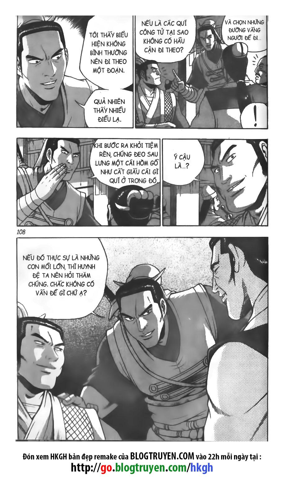 xem truyen moi - Hiệp Khách Giang Hồ Vol39 - Chap 268 - Remake