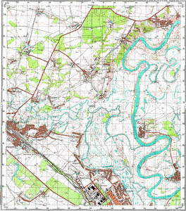Map 050k--n37-044-3