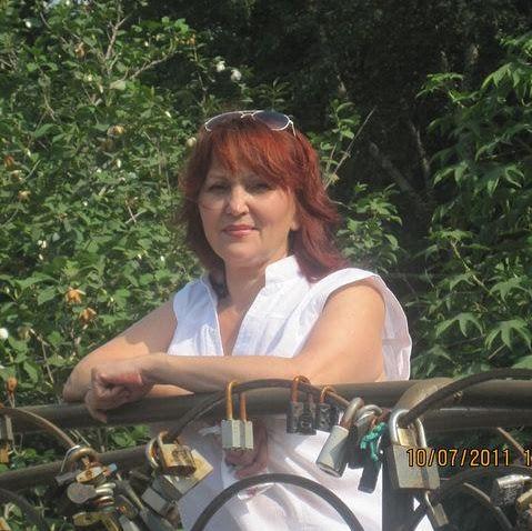 Тамара Кучменко