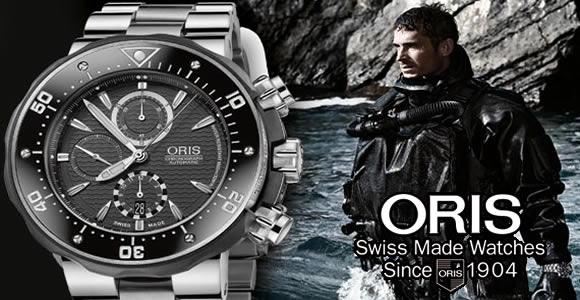 Oris豪利時手錶 Oris專櫃錶 價格簡介
