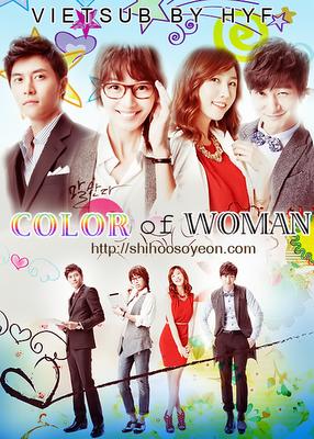 Sắc Màu Phái Đẹp - Color Of Woman