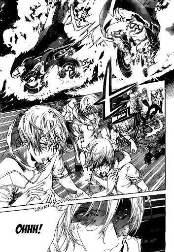 Air Gear 318 manga online page 07